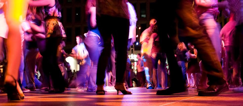 Het Latin Dance Café van Haarlem